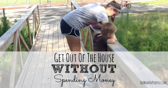 Get Out of the House WITHOUT Spending Money