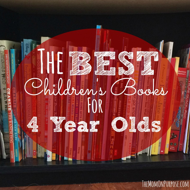 The Best Children's Books for 4 year olds
