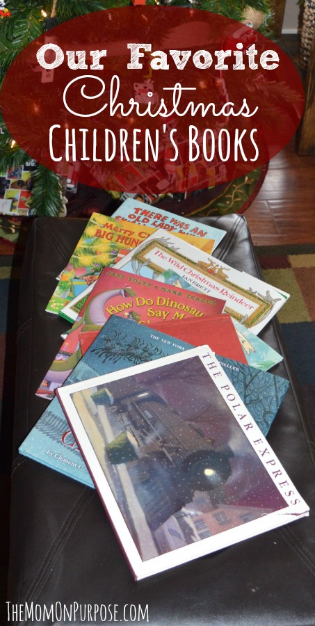 our favorite christmas childrens books