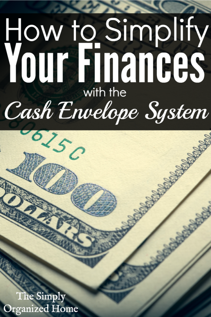 Simplify Your life with the Cash Envelope System | 4 Ways Cash Makes Life Easier