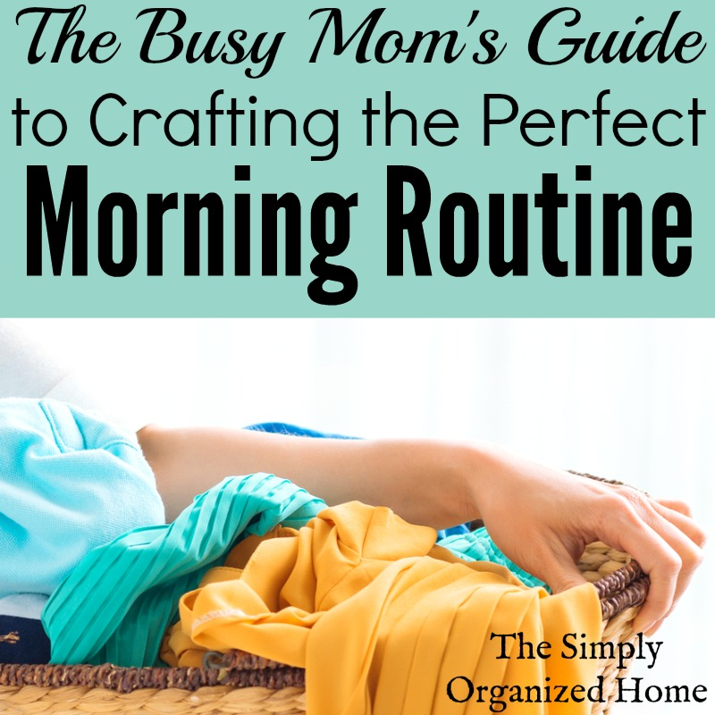 Are you struggling to come up with a simple morning routine that works for you not against you? These simple tips will lead you towards a successful and productive morning!