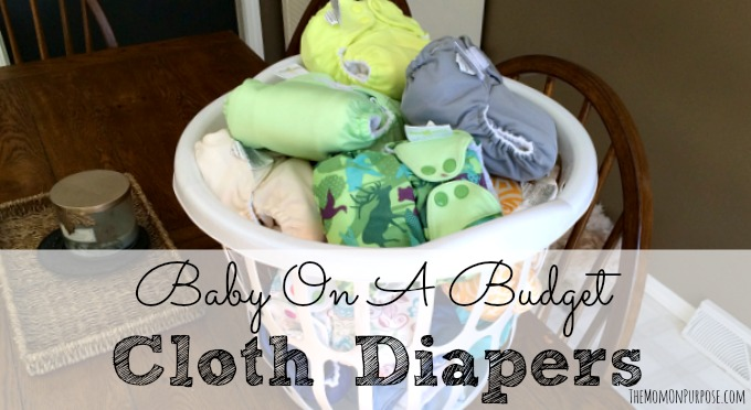 Baby on a Budget: Cloth Diapers