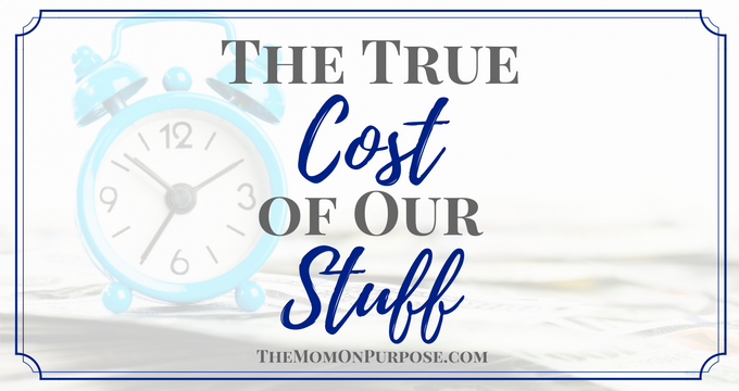 The True Cost of Our Stuff