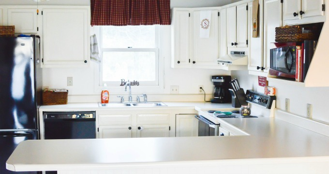7 Realistic Ways To Keep Your Kitchen Countertops Clutter Free The Simply Organized Home