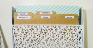 Take Control of Your Paper Clutter!
