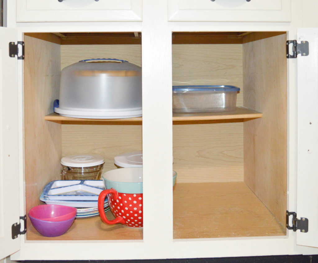 Kitchen Organization: Tupperware - The Simply Organized Home