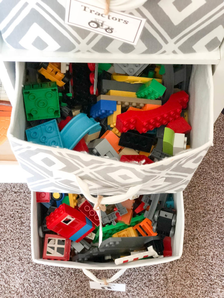 How To Set Up A Maintainable Toy Organization System The Simply Organized Home