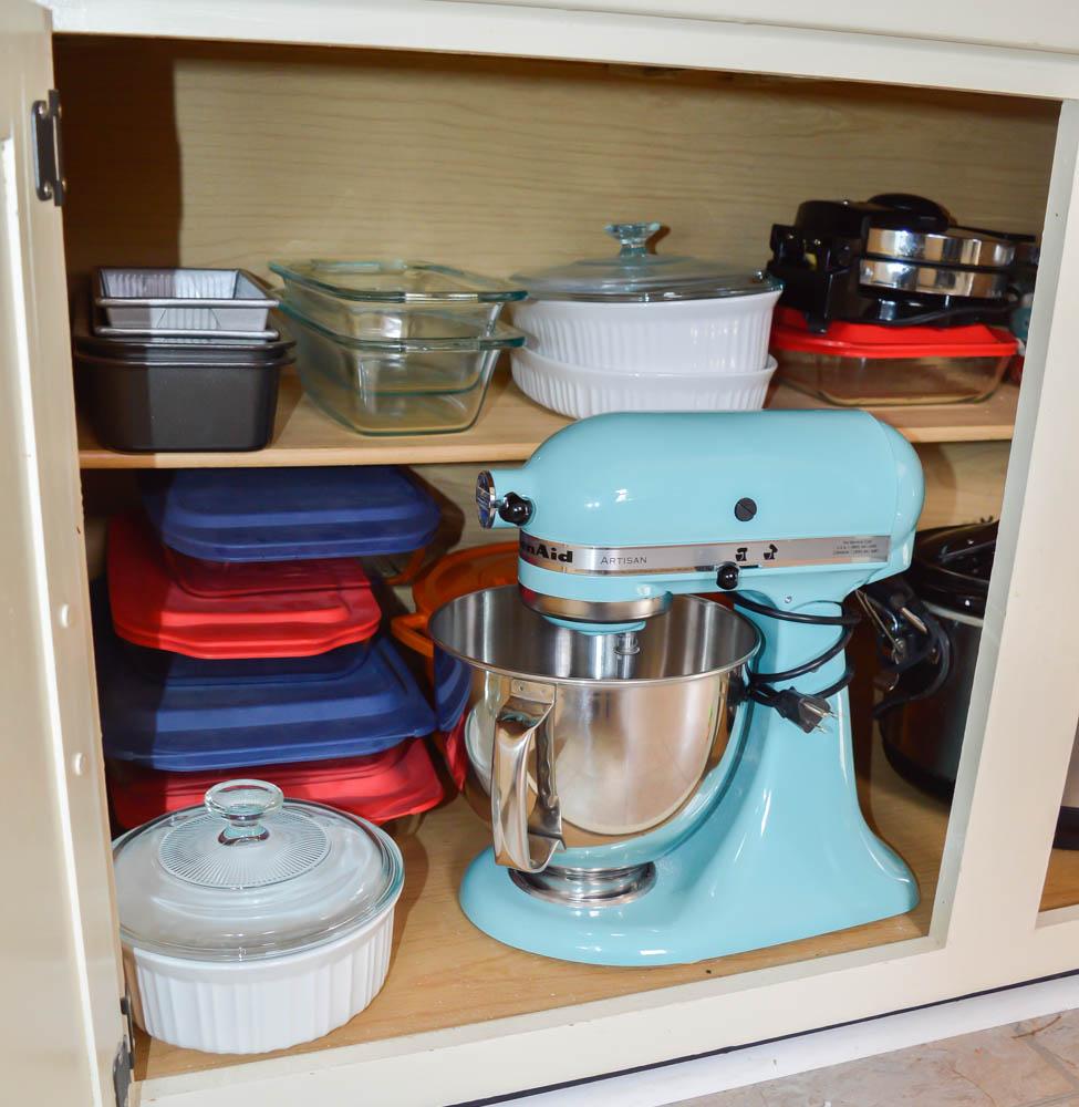 Kitchen Organization Organizing Pots Pans Small