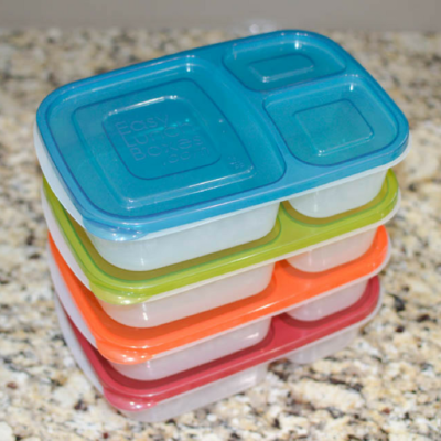 Simplify Your Mornings with a Lunch Packing Station