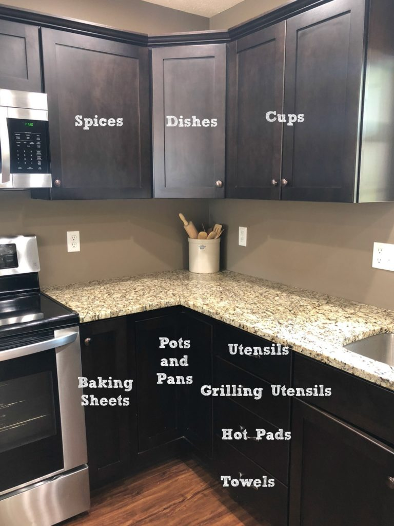 Simplify Your Kitchen With Organized Kitchen Cabinets The Simply Organized Home