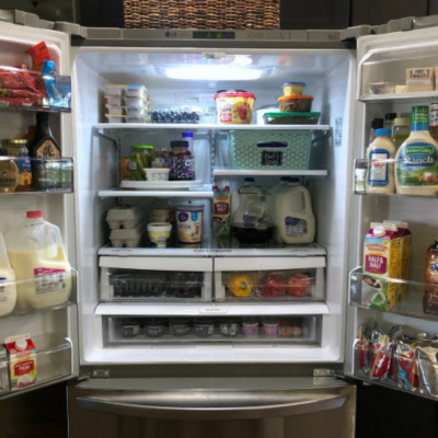 Simplify Your Kitchen with an Organized Refrigerator and Freezer