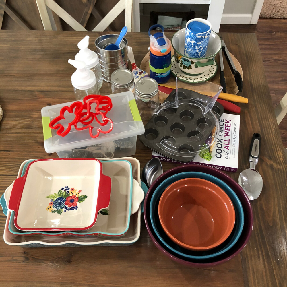 Declutter Your Kitchen Quickly