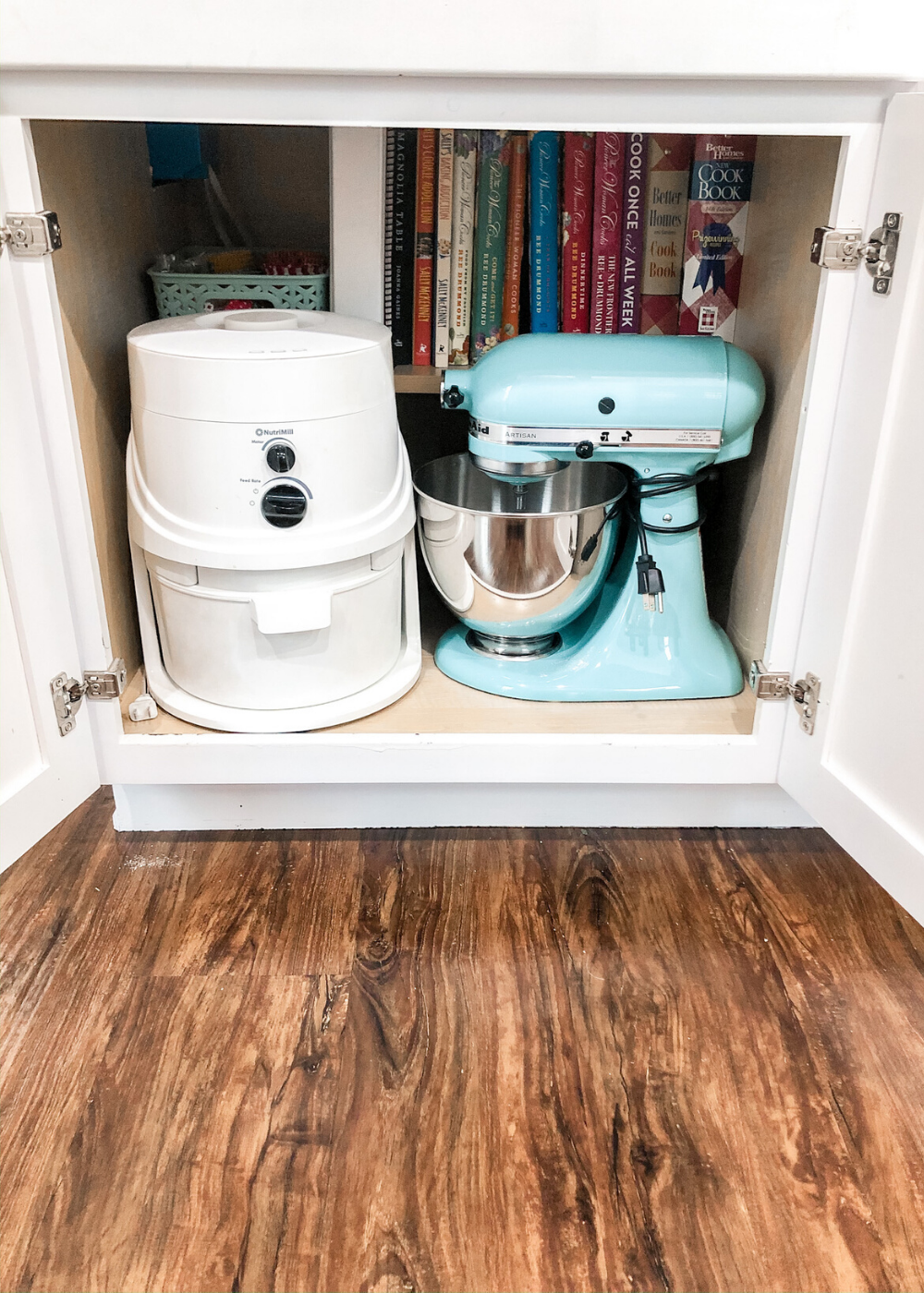 Organized Kitchen - Small Appliances
