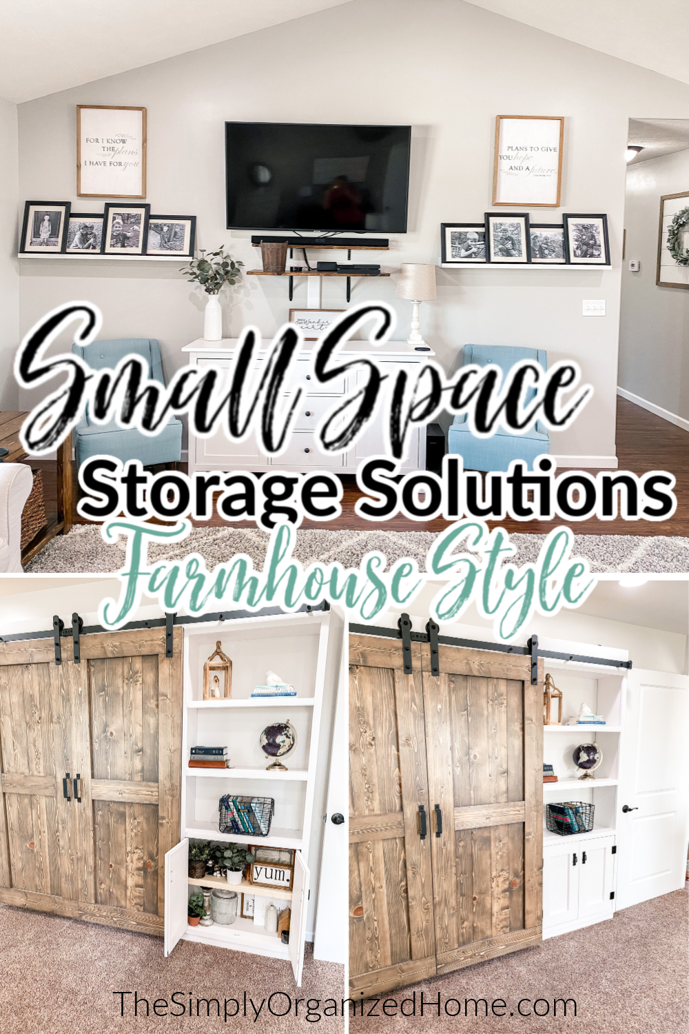small space storage solutions