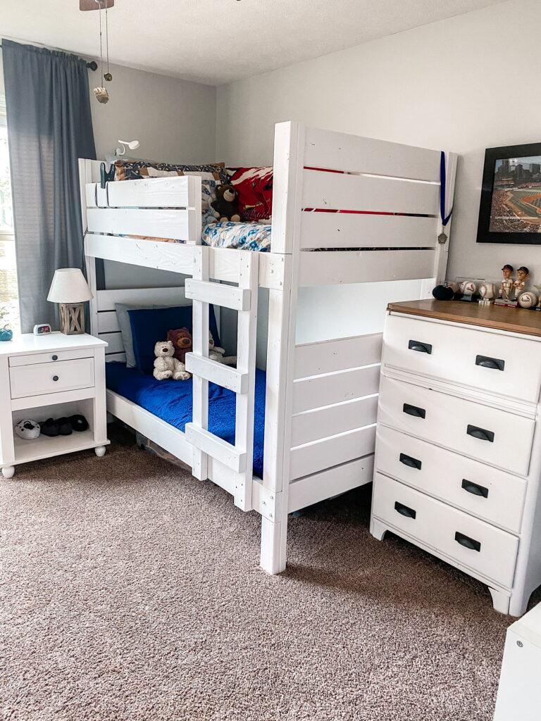 Shared Boys' Bedroom Tour Best Children's Lighting & Home Decor Online Store